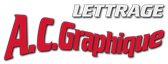 Lettrage A.C. Graphique inc.